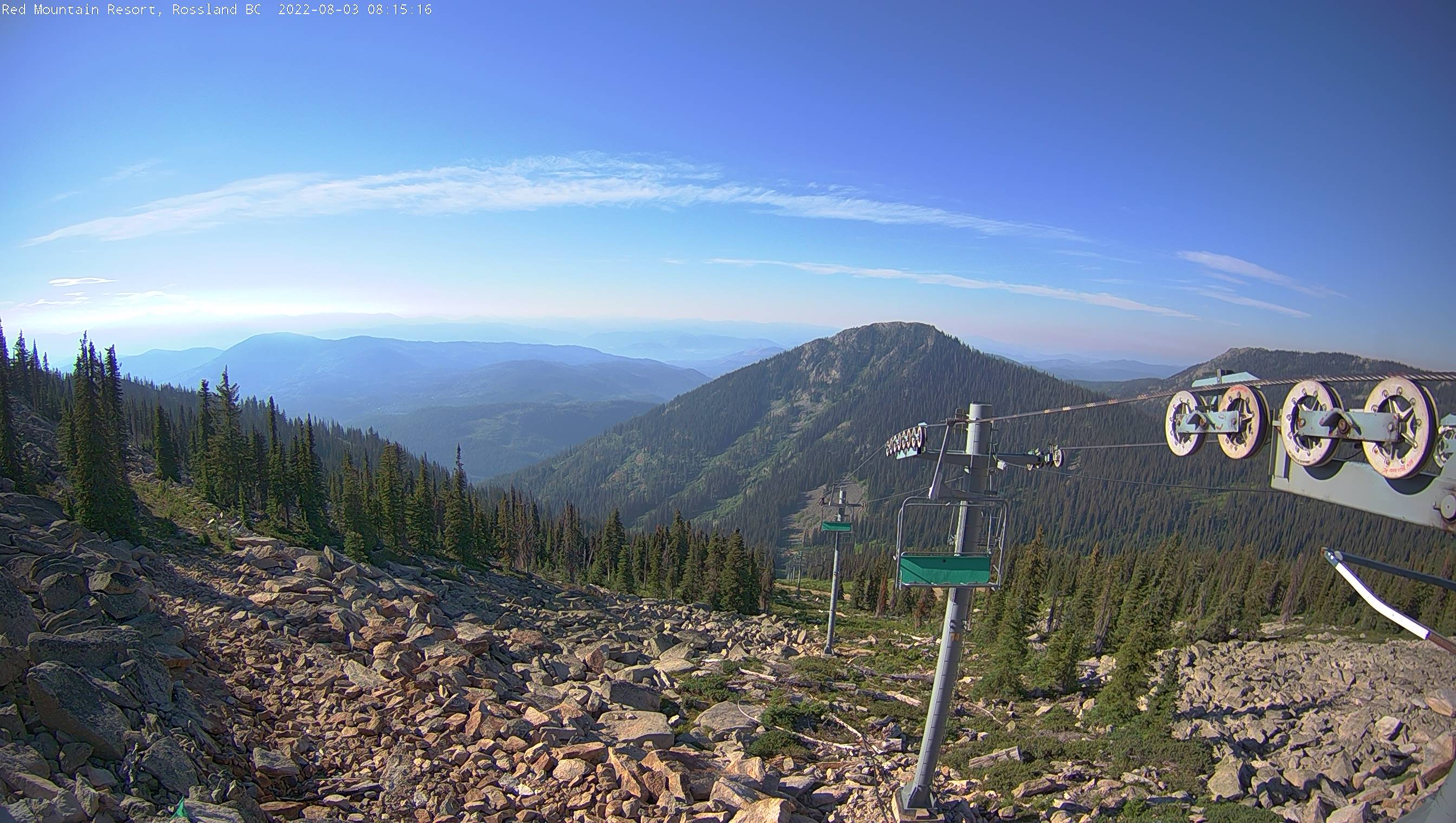 Red Mountain Paradise Cam